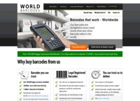 worldbarcodes.com