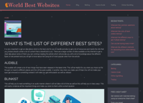 worldbestwebsites.com