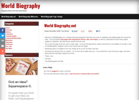 worldbiography.net