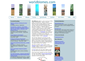 worldbiomes.com
