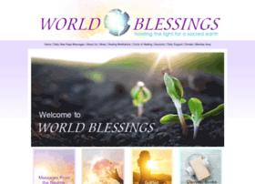 worldblessings.net
