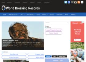 worldbreakingrecord.com