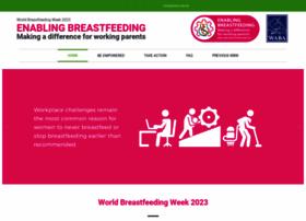 worldbreastfeedingweek.org