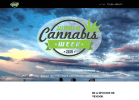 worldcannabisweek.com