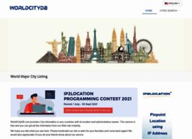 worldcitydb.com