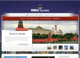 worldcityhotels.net