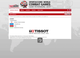 worldcombatgames2013.sportresult.com