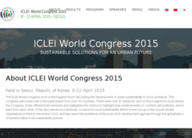 worldcongress2015.iclei.org