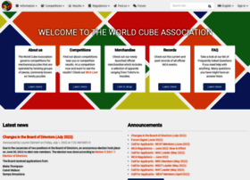 worldcubeassociation.org