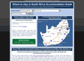 worldcup-accommodation.co.za