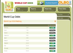 worldcupodds.com