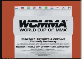 worldcupofmixedmartialarts.com