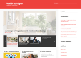 worldcyclesport.com