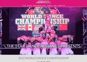 worlddancechampionship.com