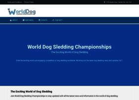 worlddogsleddingchampionships.ca