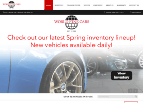 worldfinecars.ca