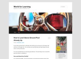 worldforlearning.com