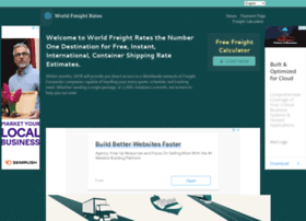 worldfreightrates.com