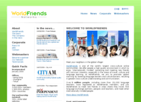 worldfriendsnetworks.com