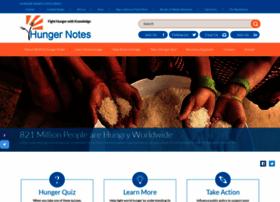 worldhunger.org