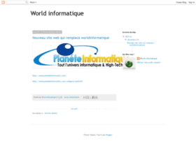 worldinformatique.blogspot.com