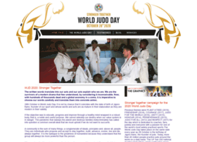 worldjudoday.com