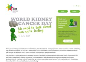 worldkidneycancerday.org