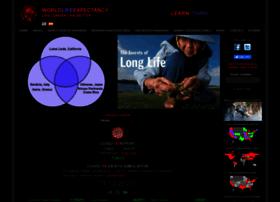 worldlifeexpectancy.com