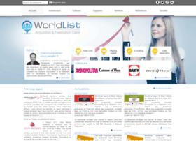 worldlist.fr