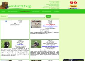 worldlostpet.com