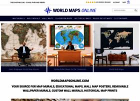 worldmapsonline.com
