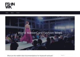 worldmastercardfashionweek.com