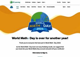 worldmathsday.com