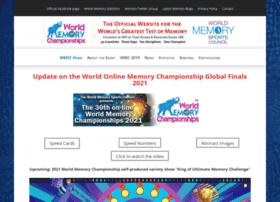 worldmemorychampionship.com