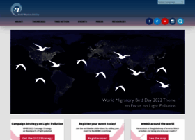 worldmigratorybirdday.org