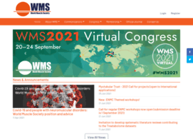 worldmusclesociety.org