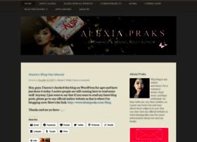 worldofalexiapraks.wordpress.com