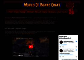 worldofboardcraft.com