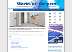 worldofcarpets.co.uk