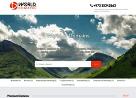 worldofdomains.com