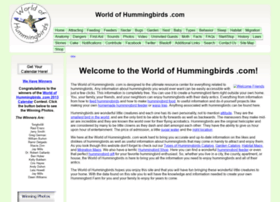 worldofhummingbirds.com
