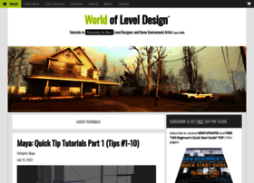 worldofleveldesign.com