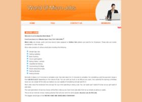 worldofmicrojobs.com