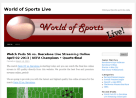 worldofsportslive.wordpress.com