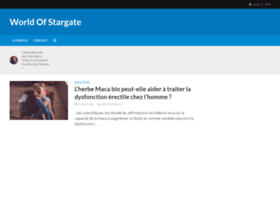 worldofstargate.fr