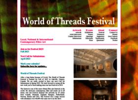 worldofthreadsfestival.com