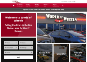 worldofwheelsonline.com