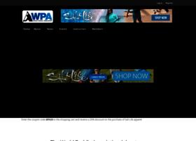 worldpaddleassociation.com