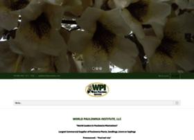 worldpaulownia.com