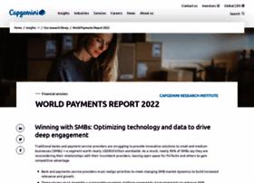 worldpaymentsreport.com